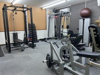 エヌフィットネス(N-fitness)(静岡県浜松市中区)