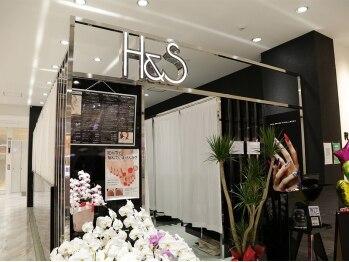 ネイルサロン エイチアンドエス 高崎OPA店(H&S)