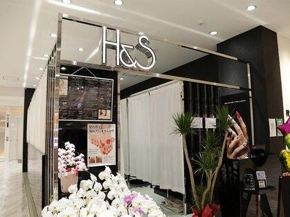 ネイルサロン エイチアンドエス 高崎OPA店(H&S)の写真