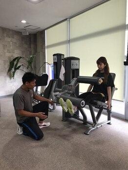 加圧スタジオ トップラン三木店/1回のトレーニングは60分程度!