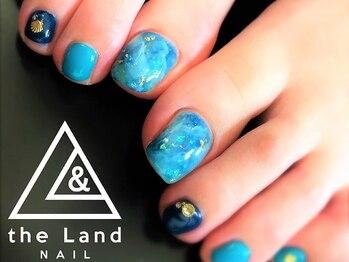 ザ ランド ネイル(the Land Nail)/オーシャン!!! △松下