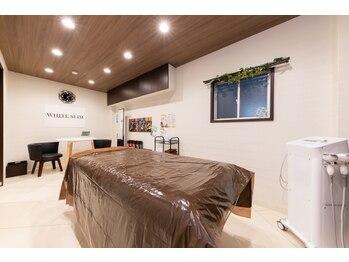 ホワイトスリム 天王寺店(WHITE SLIM)/完全貸し切り個室で安心施術★