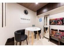 ホワイトスリム 天王寺店(WHITE SLIM)/落ち着いたカウンセリング空間☆
