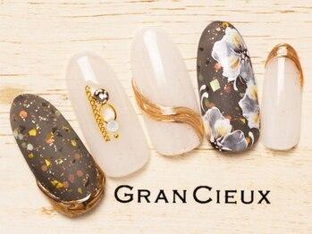 グランシュクアトロ 千葉店(GranCieux × QUATRO)/華やかフラワー×アクセサリー