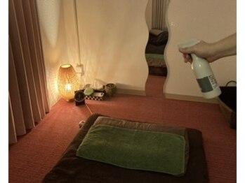 ビーラボ ユーカリプラザ店/【コロナ対策】施術ルーム