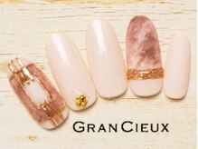 グランシュクアトロ 千葉店(GranCieux × QUATRO)/ピンクゴールドアクセサリー
