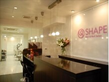 SHAPE Hair&Nail Salon (シェイプ)