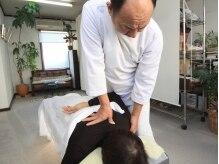 久里浜整体院/肩甲骨の筋肉ほぐし