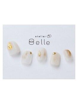 アトリエ ベル(atelier Belle)/陶器の奥に*