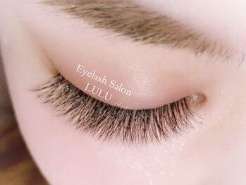 アイラッシュサロン ルル(Eyelash Salon LULU)/短めふわふわが今っぽい☆