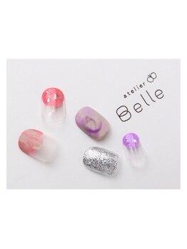 アトリエ ベル(atelier Belle)/宇宙とお誕生日*
