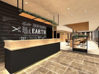 ヘアメイク アース 一宮店(HAIR & MAKE EARTH)の写真