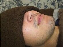 セレニティ(hair removal salon serenity)の雰囲気(【男性脱毛】夕方にはヒゲが目立つ…そんな方は是非ご来店下さい)