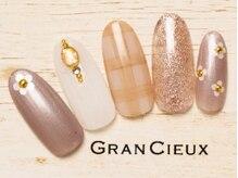 グランシュクアトロ 千葉店(GranCieux × QUATRO)/ガーリーチェック×フラワー