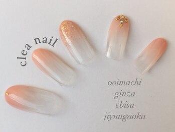 clea nail恵比寿店_デザイン_01