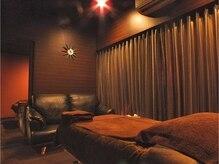 オイルリラクゼーション レオン(Leon)の雰囲気(【店内】広々ゆったり完全個室でリラックス。)