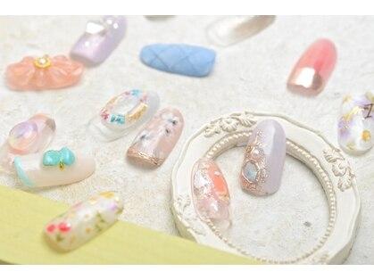 ネイルミックス 熊本光の森店(Nail Mix)の写真