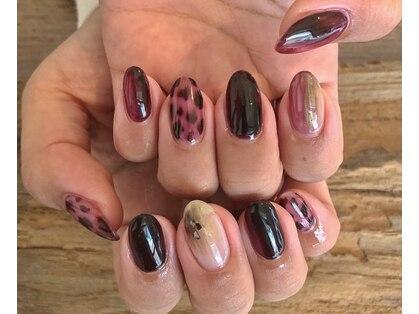アミカルネイル(amical nail)の写真