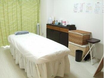 ユリシス Body Therapy&Healing Ulysses/個室なので、気兼ねなく施術