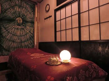もみの気ハウス 松戸店/和室のベッドルーム