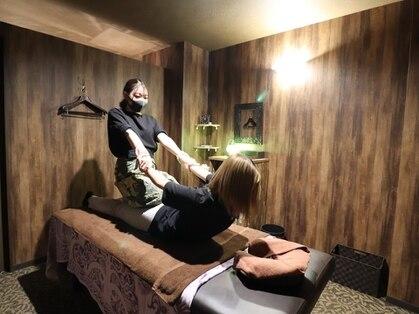 アジアン リラクゼーション ヴィラ 名古屋黒川店(asian relaxation villa)の写真