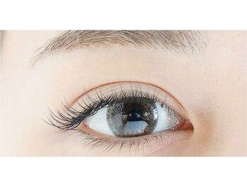 フリルアイビューティ 守口店(Frill eye beauty)/シングルラッシュ120本