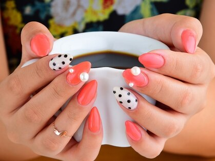 ネイルアンドカフェ シャンク(nail&cafe Shank)の写真