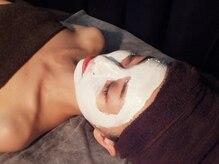 小顔矯正アンド毛穴洗浄専門店 グルステ 恵比寿店/【10】贅沢な集中マスクでお仕上