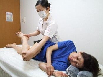 ユリシス Body Therapy&Healing Ulysses/気になる部分を徹底改善♪