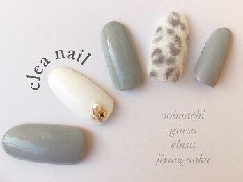 clea nail恵比寿店_デザイン_08