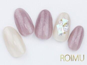 ロイム(ROIMU)/シンプルシェルネイル