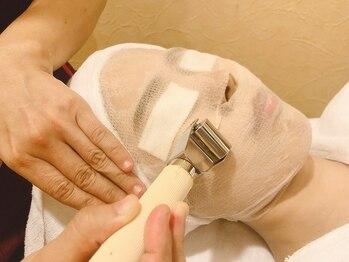 ローズタイム 美里店の写真/【肌トラブル改善・毛穴の引き締め★夢のつるつる美肌に¥8800→¥6600】透明感のある潤い肌へ♪