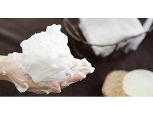 ヨサパーク ロワゾーブルー(YOSA PARK Loiseau blue)/セリサイト高級石鹸での洗顔♪
