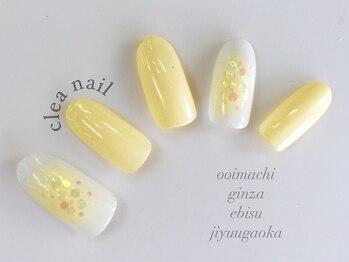 clea nail恵比寿店_デザイン_10