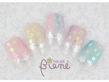 ネイルサロン ビーネ(nail salon Biene)/ オフ無料★6月リピート9980-1