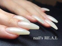 ネイルズリアル(nail's REAL)/ワンカラーネイル