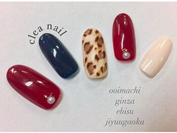 clea nail恵比寿店_デザイン_11