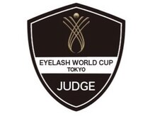 ラッシュ(LASH)/EYELASH WORLD CAP審査員