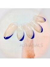 アルファ ネイルズ(ALPHA NAILS)/定額ジェル¥7880