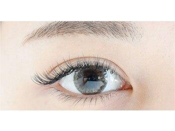 フリルアイビューティ 守口店(Frill eye beauty)/シングルラッシュ160本