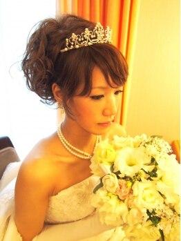 リールエム 堺東店(Riru_M)/◆ブライダルヘアメイク