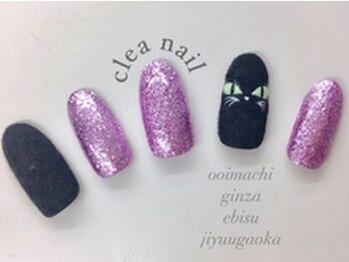 clea nail恵比寿店_デザイン_12