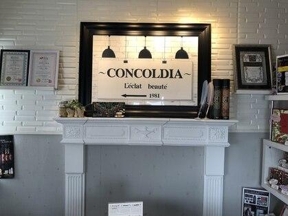 コンコルディア(CONCOLDIA)の写真