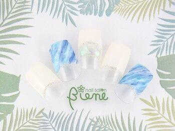 ネイルサロン ビーネ(nail salon Biene)/オフ無料★7月リピート9980-3