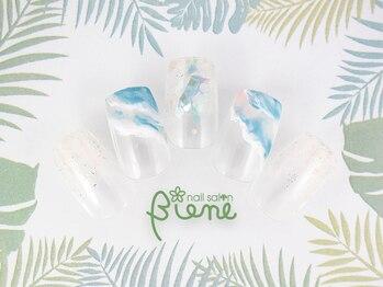 ネイルサロン ビーネ(nail salon Biene)/オフ無料★7月リピート9980-5