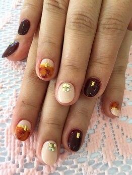 ネイルサロン アンジュ(Nail Salon Ange)/秋ネイル(^o^)