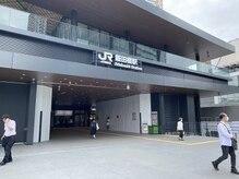 エーツー ジュエル(AA JEWEL)/飯田橋駅西口からAA JEWELまで