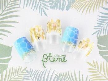 ネイルサロン ビーネ(nail salon Biene)/オフ無料★7月リピート9980-6