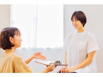 ニーナ 恵比寿(nina)/2.カウンセリングシートの記入
