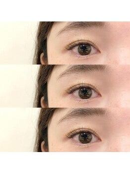ルシエルアイラッシュ 薬院店(LuXiel eyelash)/3Dボリュームラッシュ 120束